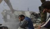 الاحتلال الإسرائيلي يهدم منازل الفلسطينيين لإقامة حديقة يهودية