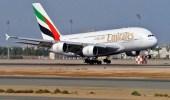 العيد يتسبب بربكة للمسافرين على متن الطائرة المتجهة من الإمارات إلى مصر