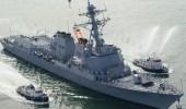 مدمرة أمريكية تتجه إلى مكان الهجوم على ناقلتي النفط ببحر عمان
