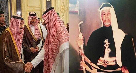 كان من رجالات الملك عبدالعزيز..ما لا تعرفه عن والد صالح النعيمة الذي تذكره خادم الحرمين