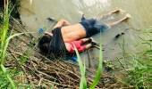 نهاية مروعة لأب وابنته حاولا الهجرة من المكسيك إلى الولايات المتحدة