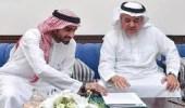 تفاصيل اجتماع الأمير منصور بن مشعل والصائغ لتجهيز الأهلي