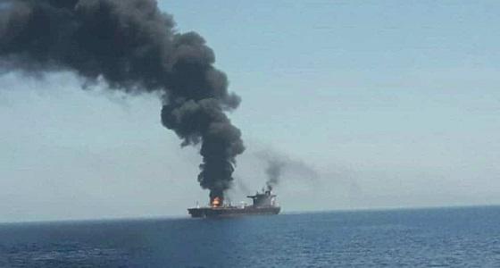 بعد 3 أيام من الهجوم.. بدء تقييم أضرار ناقلتي النفط في الإمارات
