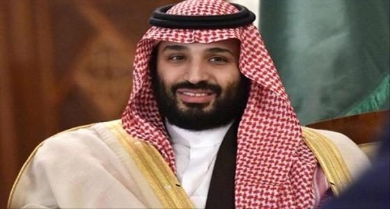 """ولي العهد يتحدث عن آخر تطورات طرح """" أرامكو السعودية """""""