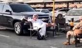بالفيديو.. الأمير تركي بن طلال يتفقد مطار أبها عقب الهجوم الإرهابي عليه