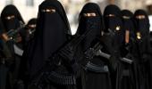 """ نساء متشددات "" وراء تفجيرات استهدفت وحدات للجيش الليبي"