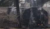 الدفاع المدني ينقذ شخصين من الموت المحقق على طريق بيشة
