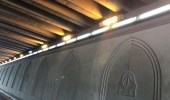 أمانة الشرقية تستبدل إضاءة أنفاق الدمام بتقنية الـ LED
