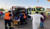 سقوط عامل داخل خزان محطة وقود في بريدة