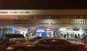 بالفيديو والصور.. الأجواء بعد هجوم الحوثي الإرهابي.. وأول تعليق من مطار أبها