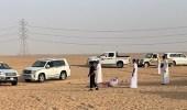 بالصور.. وفاة مواطنين فقدا بصحراء العضيلية في الأحساء