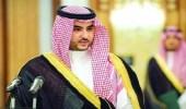 أول تعليق من الأمير خالد بن سلمان على الهجوم الإرهابي بمطار أبها