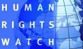 """"""" هيومن رايتس """" عنهجوم الحوثيين على مطار أبها: """" جريمة حرب """""""