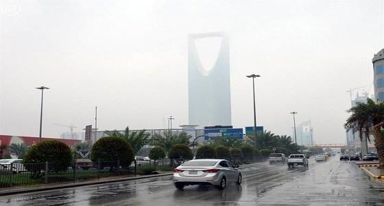 تحذير من الأمطار على 6 مناطق