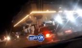 بالفيديو.. إنقطاع الكهرباء يفجر أزمة بمحطات الوقود على خط الساحل