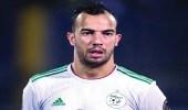 """"""" البلطان """" يطمئن على صحة """" بن العمري """" بعد إصابته الجزائري"""