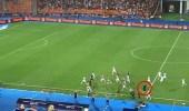 بالفيديو.. لقطة احترافية لمساعد مدرب المنتخب الجزائري أنقذتهم من التعادل أمام نيجيريا