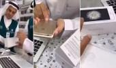 بالفيديو.. ضبط أجهزة آيفون مغشوشة بأحد المحال في شارع فلسطين بجدة