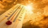 3 مناطق تسجل أعلى درجات حرارة اليوم بالمملكة