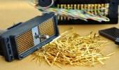 مئات الأطنان من خام الذهب توجد في أجهزتك الإلكترونية