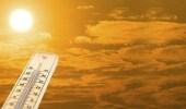 """"""" الإحساء """" تسجل أعلى درجة حرارة اليوم وتقترب من ال50°"""