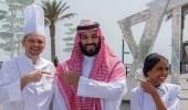 """تفاصيل الحوار الذي دار بين ولي العهد والطاهية السعودية بخصوص """"الواغيو نيو """""""