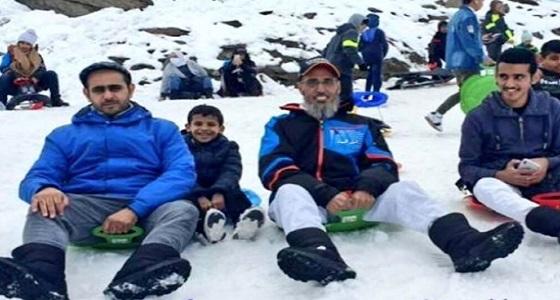 الكويتي خالد العازمي من السجن المؤبد إلى السياحة في جبال سويسرا