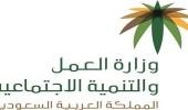 العمل تكشف حقيقة توفير فرص عمل لإحدى الجنسيات العربية