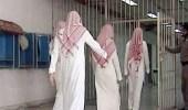 فاعلات خير يسهمن في تفريج كربة 7 من سجناء الديون بجازان