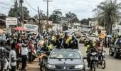 احتفاء كبير بحكام نهائي الأمم الأفريقية بالكاميرون