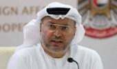 أنور قرقاش: التحالف العربي صلب وقوي