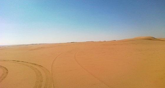 العثور على مفقود الأفلاج.. وتفاصيل بقاؤه حيا في الصحراء