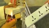 بالفيديو.. ضبط مصانع غير مرخصة للتحويلات الكهربائية