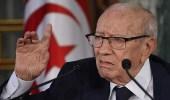نقل الرئيس التونسي السبسي للمستشفى إثر وعكة صحية جديدة