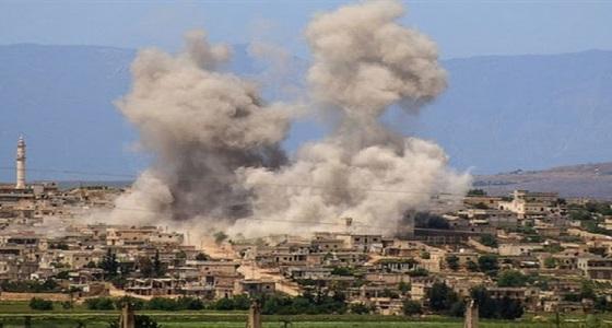 انفجار بشمال حلب يسفر عن إصابات وأضرار مادية