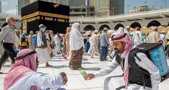 382 ألف حاج عربي أدوا فريضة الحج لهذا العام 1440 هـ