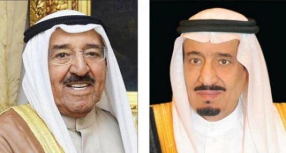 خادم الحرمين يطمئن على صحة أمير الكويت