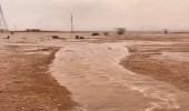 بالفيديو.. سقوط أمطار غزيرة بمحافظة الدلم جنوب الخرج