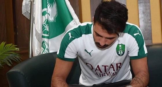 الهلال يواصل مفاوضاته لضم أمير كردي