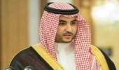 خالد بن سلمان: العلاقات السعودية الإماراتية حجر الزاوية لاستقرار المنطقة