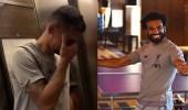 """محمد صلاح للوفرين: """"توقف عن البكاء ياعزيزي """""""