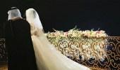 """بمشاركة وزير الصحة..مواطنة تحتفل بزفاف ابنها بعد 5 سنوات من فقد البصر """" فيديو """""""