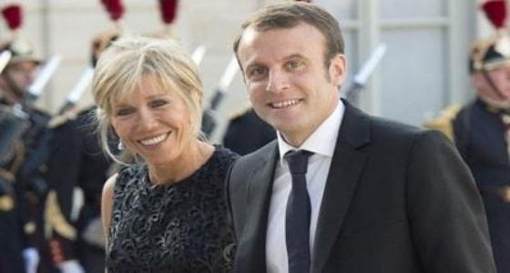 زوجة ماكرون تعلق على إساءة رئيس البرازيل لها