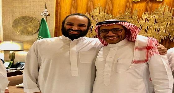 بندر بن إبراهيم الخريف.. رجل أعمال محنك أصبح وزيرًا للصناعة والثروة المعدنية