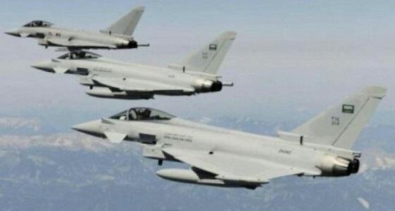 اعتراض طائرتين مسيرتين أطلقهتما مليشيات الحوثي باتجاه خميس مشيط