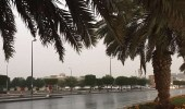 """"""" الأرصاد """" تحذر من أمطار رعدية على المدينة المنورة"""
