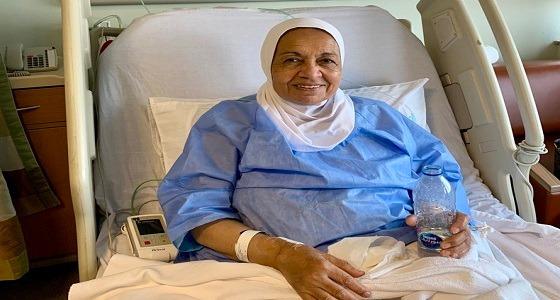 """بعد """" أزمة قلب """" .. """" الصحة """" تُعيد الأمل لحاجة مصرية"""