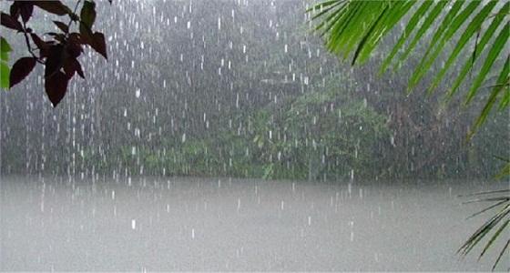 رياح وأتربة وأمطار رعدية على 4 مناطق