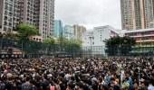 بالتزامن مع موجة التظاهرات..السفارة تحذر المواطنين في هونج كونج