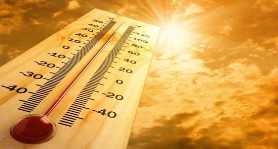القيصومة تسجل أعلى درجة حرارة اليوم